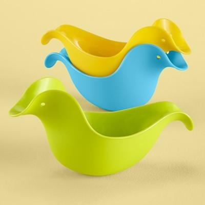 Kids Bathtime: Kids Stackable Water Spout Ducks in All First Birthday Gifts
