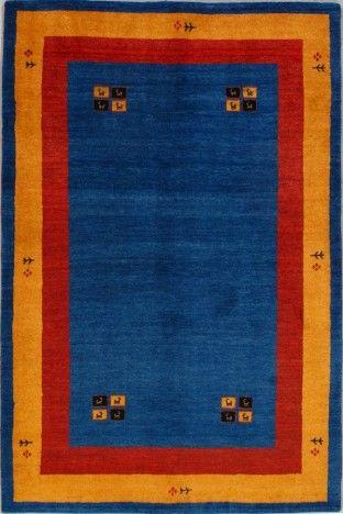 Multi Superb Gabbeh Wool Rug GB-24 $600.00