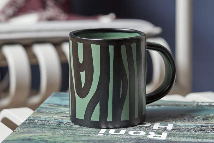 Wood Mug.