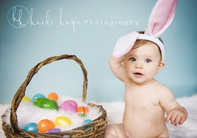 Easter: Photo Ideas, 6 Months, Baby Ideas, Pic Ideas, Easter Baby, Children Photography, Picture Ideas, Photography Ideas