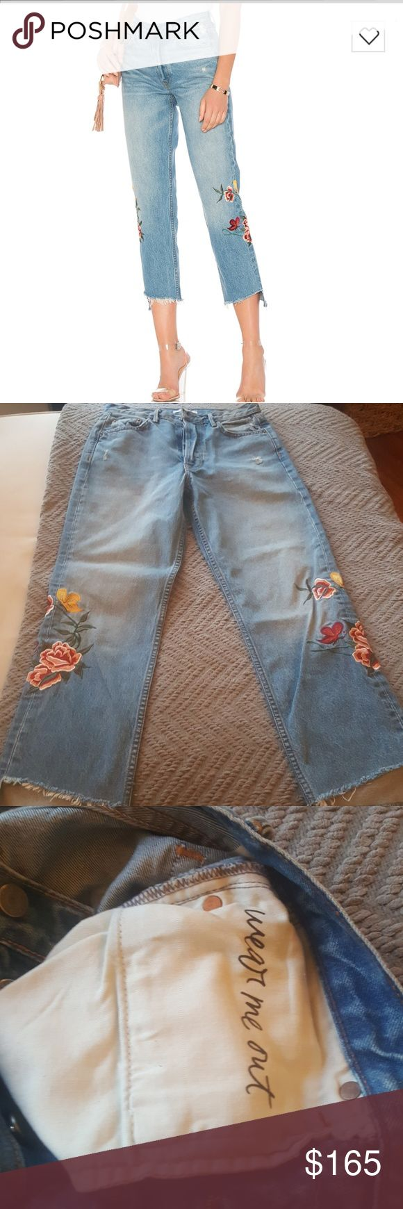 GRLFRND Helena jeans Size 26 Beautiful never worn GRLFRND Helena Jeans size 26, please note that almost all of my stuff are new w/out tags due to photo shoots. Happy Shopping. Hope this make someone Happy! 🌞🌞 GRLFRND Jeans Ankle & Cropped