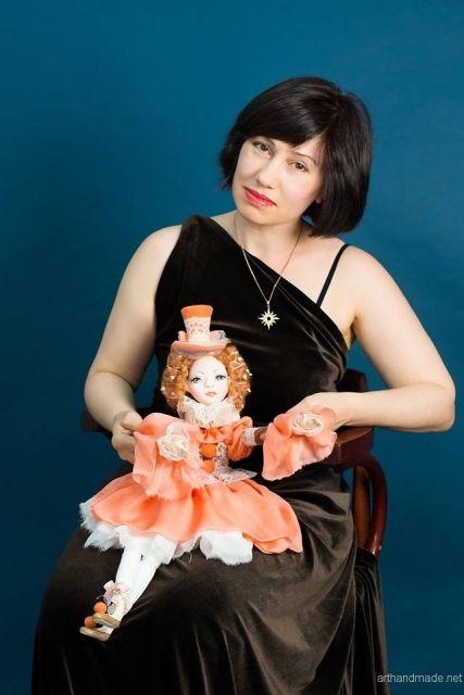 Boudoir doll from Marina Akulinicheva - http://arthandmade.net/akylinicheva.marina  Boudoir doll, doll, interior doll, collectible doll, handmade doll, interior, gift, original gift, collection, будуарные куклы, куклы, купить куклу, интерьерная кукла, коллекционная кукла, интерьер, подарок, оригинальный подарок, коллекция, кукла ручной работы