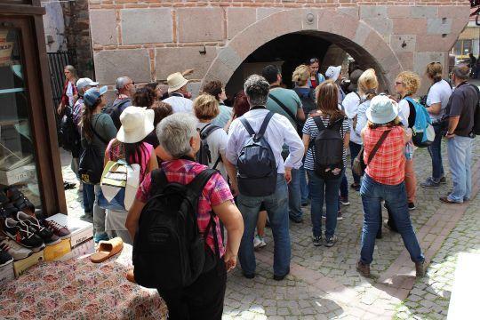 UNESCO Dünya Kültür Mirası Bergama'ya daha önce hiç gelmemiş kitleyi hedef alan projede beşinci hafta tamamlandı.