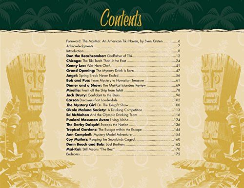 Mai-Kai: History and Mystery of the Iconic Tiki Restaurant