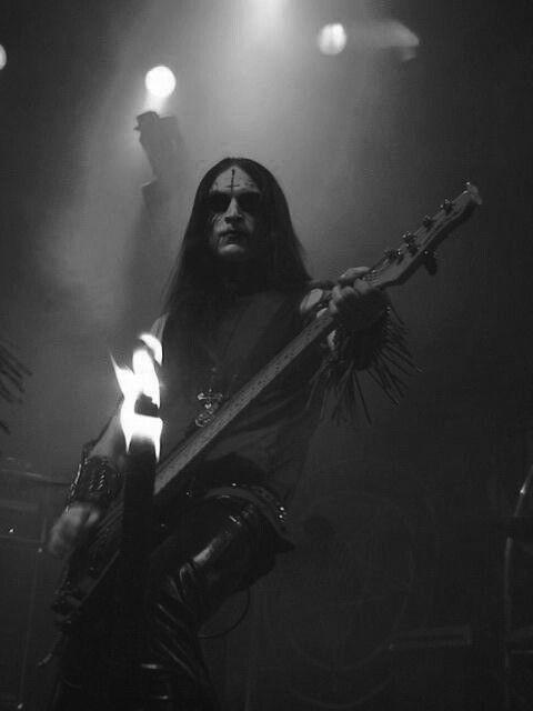 King Ov Hell Gorgoroth Norwegian Black Metal Black