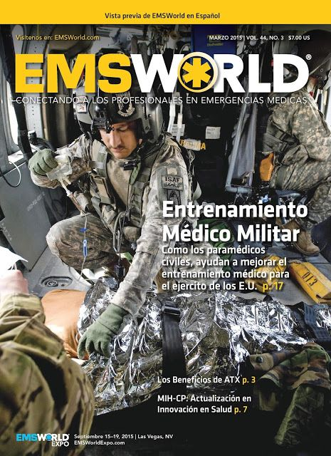 EMS SOLUTIONS INTERNATIONAL: Revista EMSWORLD en Español