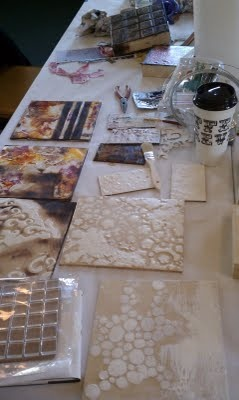 Video and kits to start encaustics