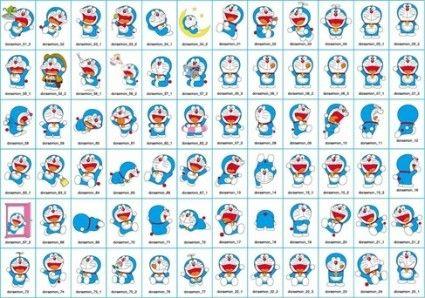 Doraemon Cartoon Illustrator Vector Graphics