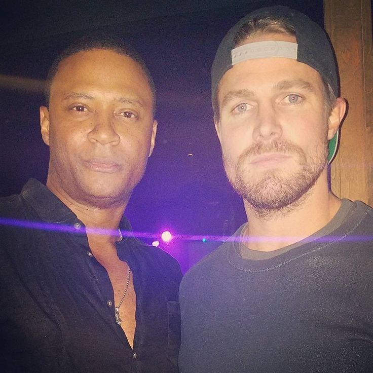 David Ramsey: Arrow Season 5 Wrap Party! Thank you, all!!!