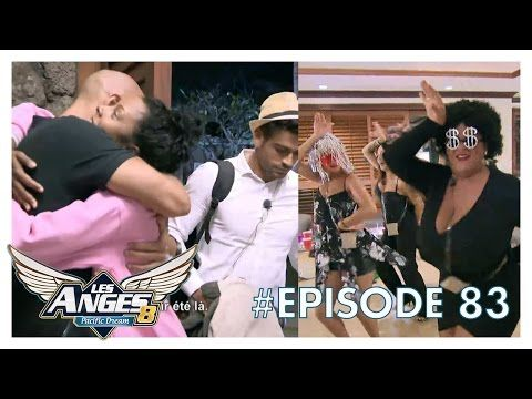 Les Anges 8 (Replay) - Episode 83 - Néhuda s'en va et les Anges en profitent ! - YouTube