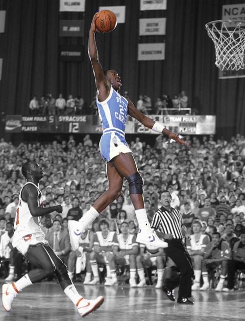 Michael Jordan - 1983  SLAM ~