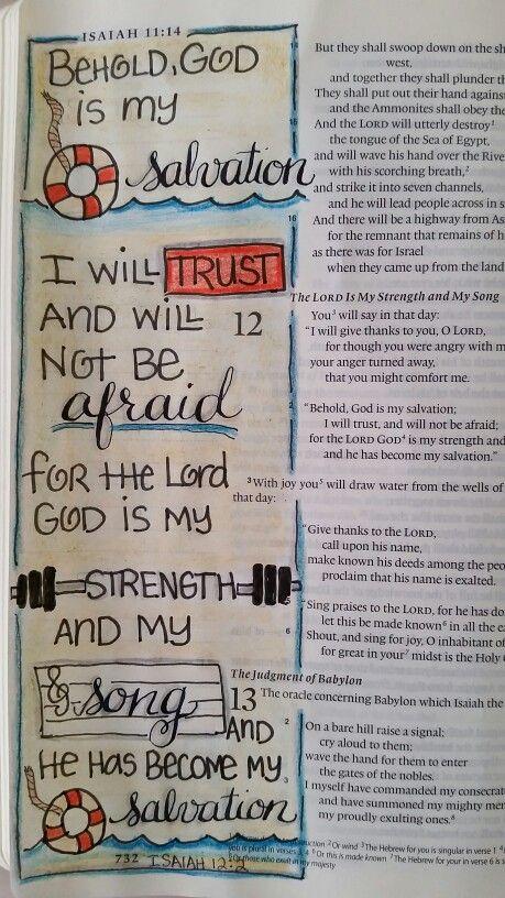 Jesaja 12, 2