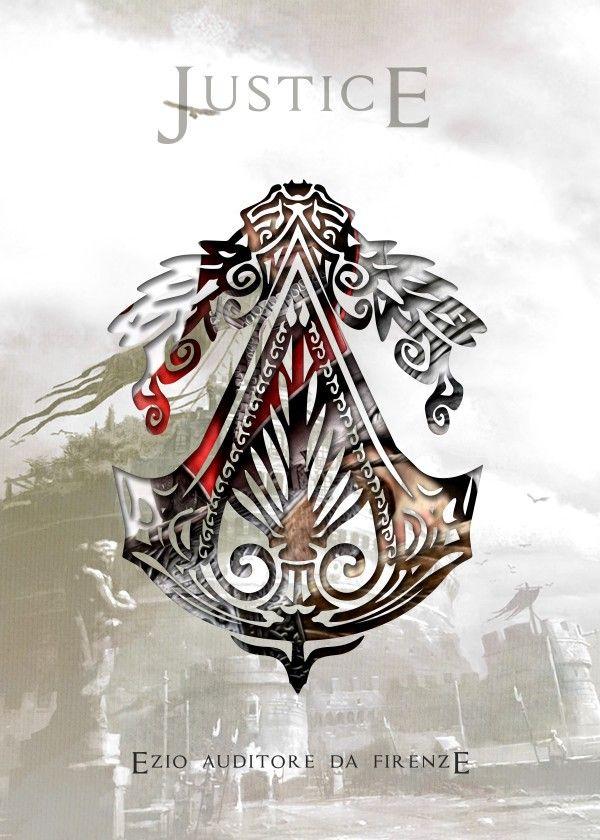 Assassin's Creed: Brotherhood Ezio Auditore Da Firenze - Justice
