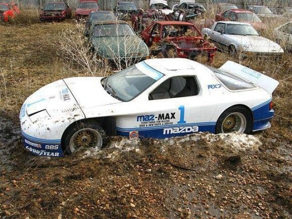 17 Best images about Abandoned Race Cars on Pinterest ...