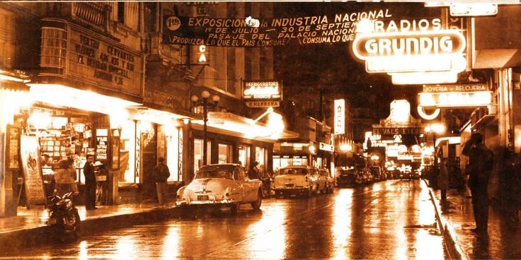 Sexta Avenida o Calle Real zona 1