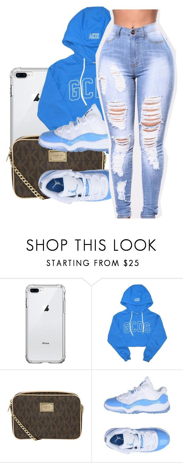 """""""Untitled #143"""" by dejanioque0225 ❤ liked on Polyvore featuring MICHAEL Michael Kors"""