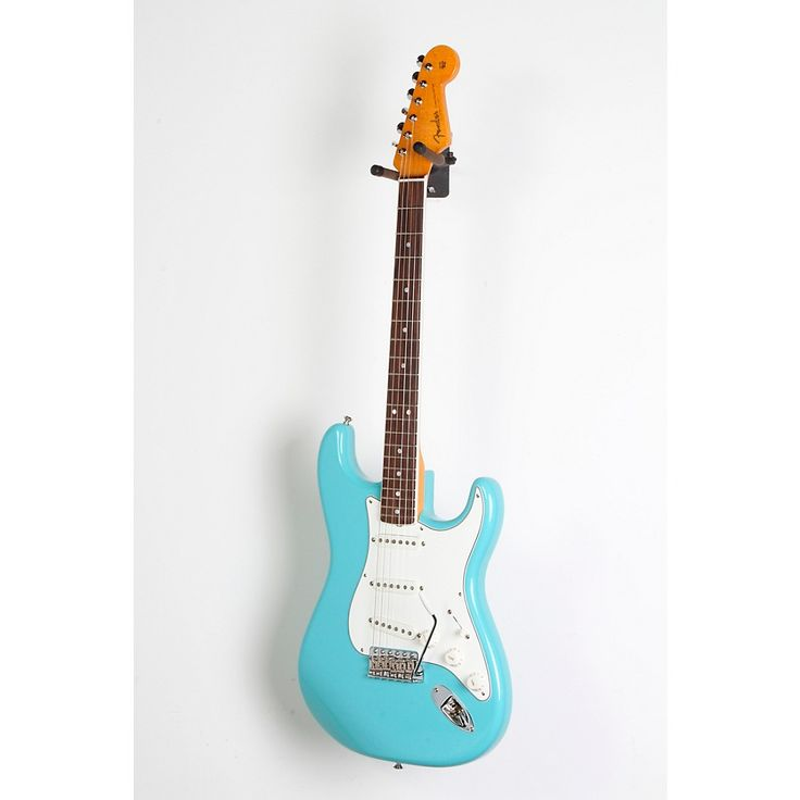 Fender Eric Johnson Stratocaster RW Electric Guitar Tropical Turquoise 888366011041
