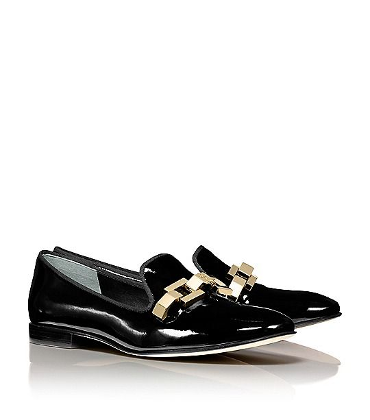 Isaac Smoking Slipper Tory Burch