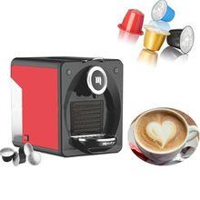 Home or office used smart capsule coffee making machine nespresso espresso coffee maker
