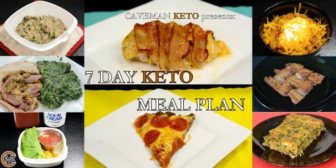7 Day Keto Meal Plan Shopping List 1 lb Chorizo/Jimmy Dean 3 Lbs Ground Pork/Beef 4 Chicken ...