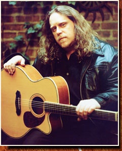 Warren Haynes/Gov't Mule~Saw him with the hubs at Louisville Palace Theater & Bonnaroo 2005.