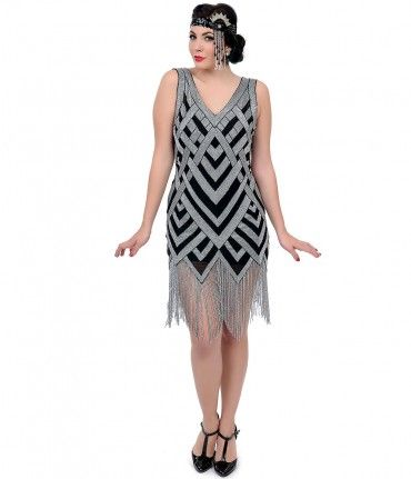 Are your methods a little mischievous, dolls? Presenting the Forster dress, a striking reproduction flapper that gleams...Price - $378.00-0Qqnlcub