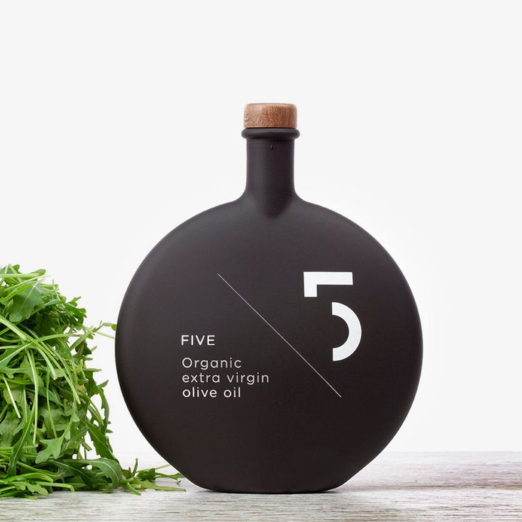 Intensely Flavourful Olive Oil