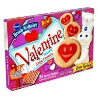 Pillsbury Valentines Cookies Google Search Pillsbury Holiday
