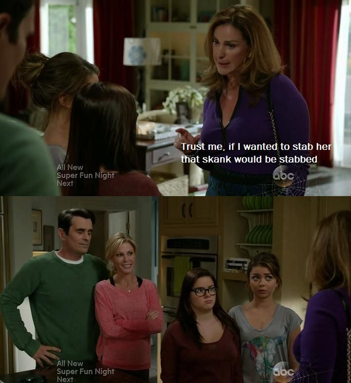 "Modern Family (Season 5)  ""She's not a therapist, is she?"""