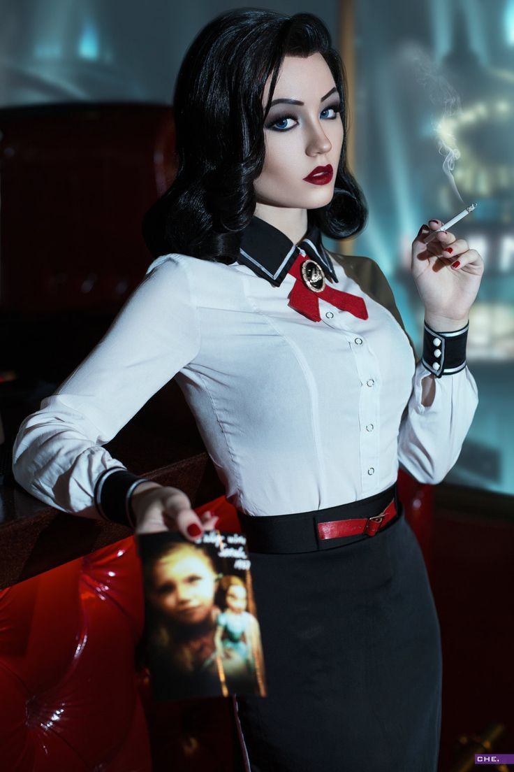 BioShock Infinite's Elizabeth is cool, but she's a lot cooler in the game's DLC, which explains why so many people are out there doing such a good job cosplaying the character.