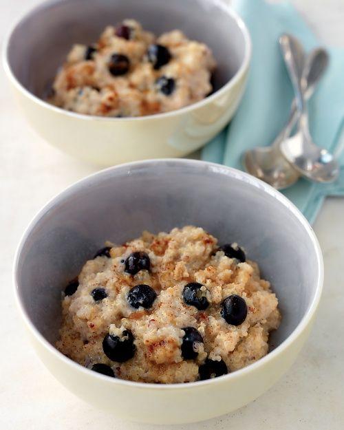Breakfast Quinoa - Martha Stewart Recipes