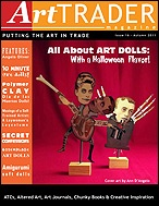 ArtTrader Mag Issue 16 Cover