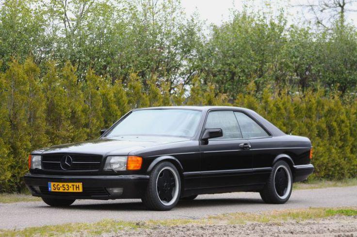 #Mercedes 560SEC #AMG Bruinsma 01