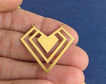 Popular items for laser cut jewelry on Etsy
