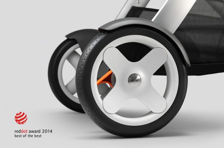 Stokke Crusi Red Dot Best of the Best Product Design #productdesign