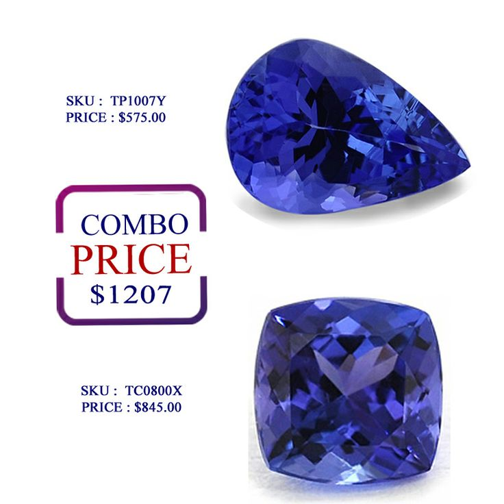 jewelry pin pinterest tanzanite combo gemstones price offers