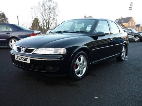 One of my more favorite cars - Vectra SXI