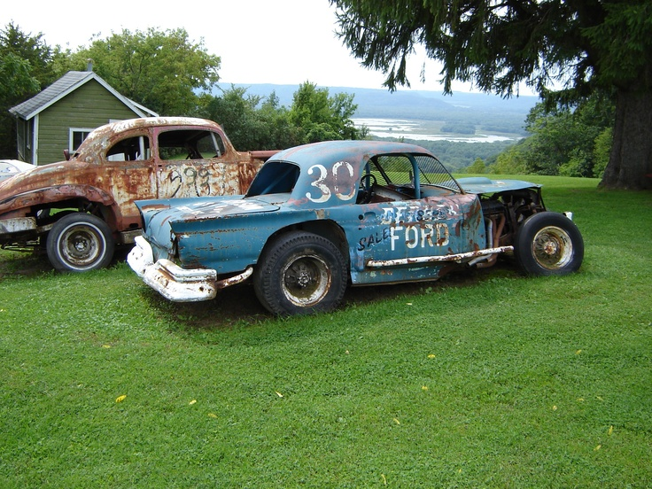 Dirt Track Jalopies Vintage Dirt Car Racing Pinterest