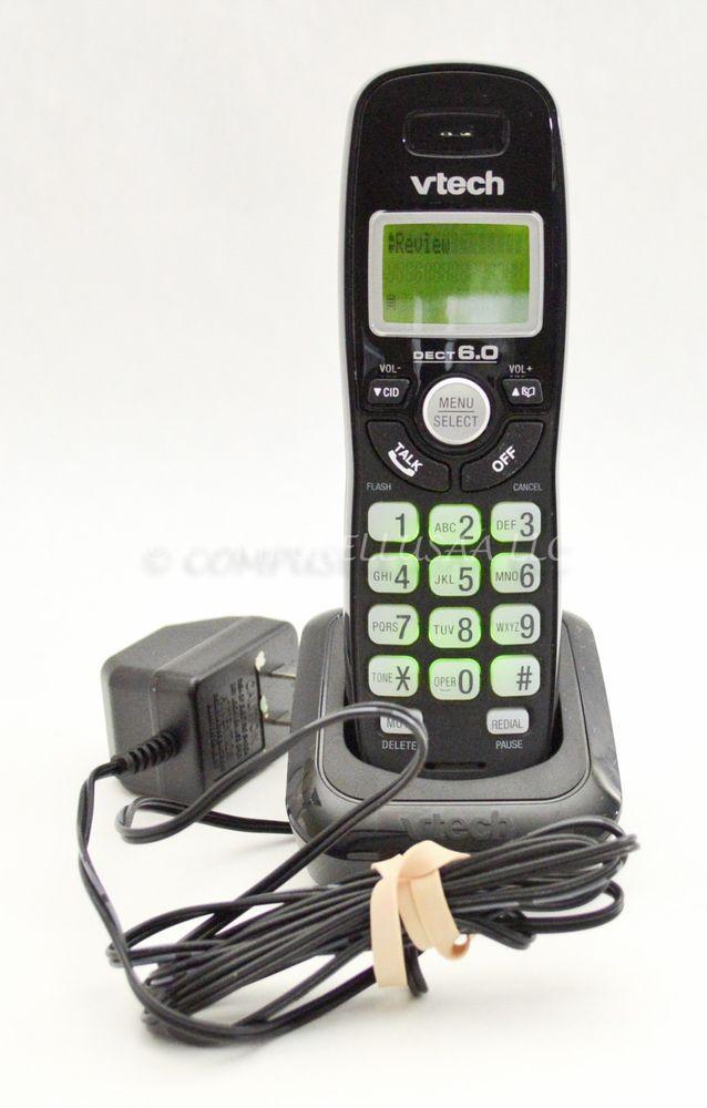 vtech telephone dect 6.0 manual