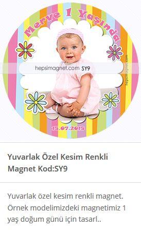 Doğumgünü ve özel gün partileriniz için özel kesim yuvarlak  magnet. Pembe tonlarda çiçek temalı yuvarlak şekilli magnet modelimizi  farklı yaş grupları için hazırlatabilirsiniz.Doğum günü magnet fiyatları ve çeşitleri sitemizden ulaşabilirsiniz.  http://www.hepsimagnet.com/yuvarlak-ozel-kesim-rengarenk-magnet-sy9/  #özelkesimmagnet #şekillimagnet #şekillimagnetler #doğumgünümagnetleri #yaşgünümagnetleri #resimlidoğumgünümagnetleri #yuvarlakmagnet #yuvarlakmıknatıs #fotomagnet