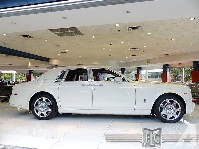 Rolls-Royce Phantom Price On Request