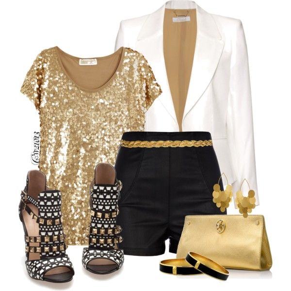 Beyonce concert ready!, created by cw21013 on Polyvore
