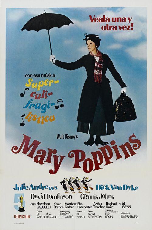 Mary Poppins Full Movie Online 1964