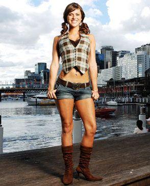 "KellyAnne Judd in ""The Real World: Sydney"""