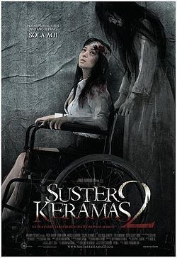"""Click """"Visit"""" button for watching streaming movie online at Layar Perak, watch movie Suster Keramas 2 (2011) for free forever"""