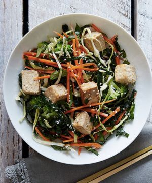 Tofu's Never Tasted This Good (Seriously)
