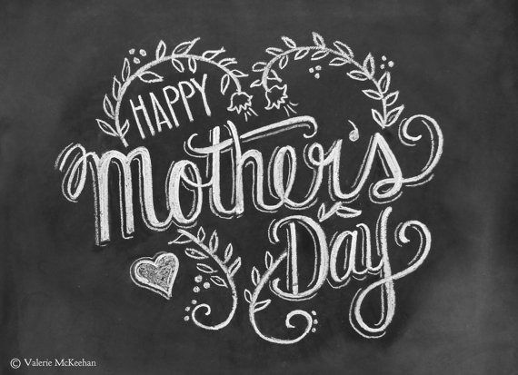 Happy Mother's Day - gift ideas