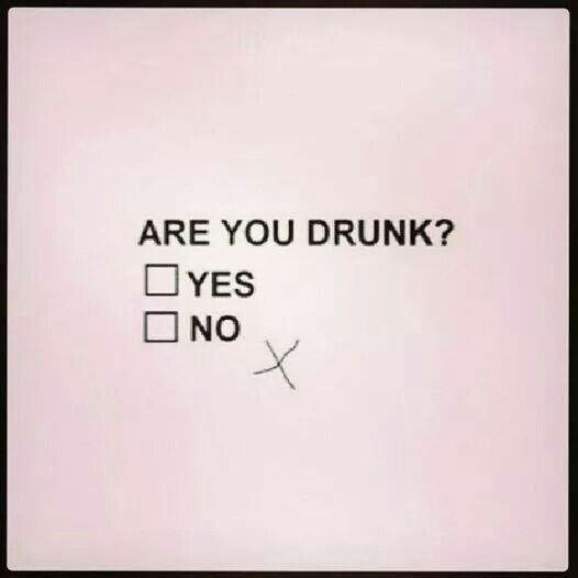 """Ballot filled out by the town drunk """") LOL"""