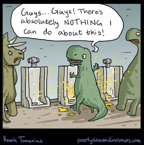 My name is Mel and I like dino humor :)