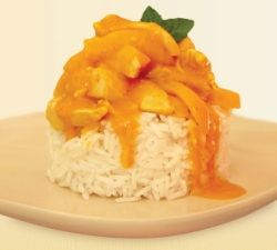 Free Recipes | Symply Too Good to be True - Symply Too Good. Deliciously low fat Mango Chicken